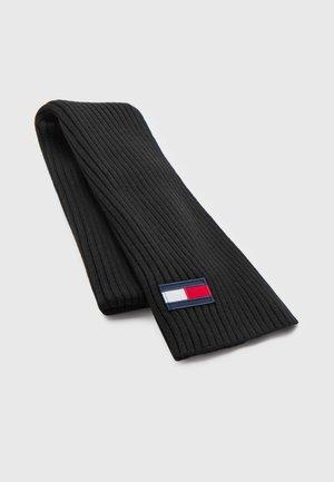 BIG FLAG SCARF UNISEX - Scarf - black