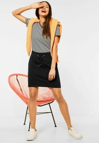 Street One - A-line skirt - schwarz - 0