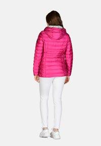 Cero & Etage - Winter jacket - pink - 2