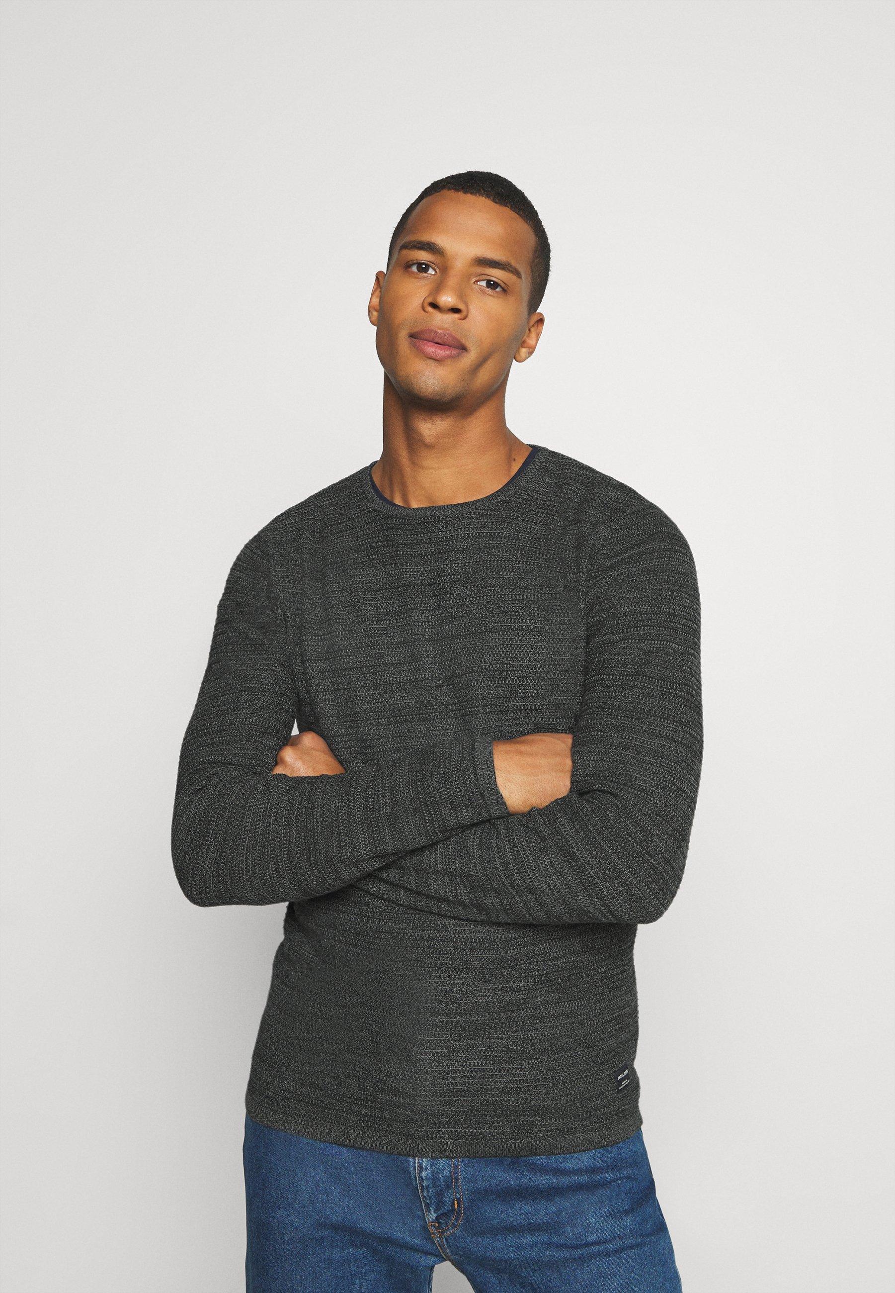Homme JJTHEO CREW NECK - Pullover