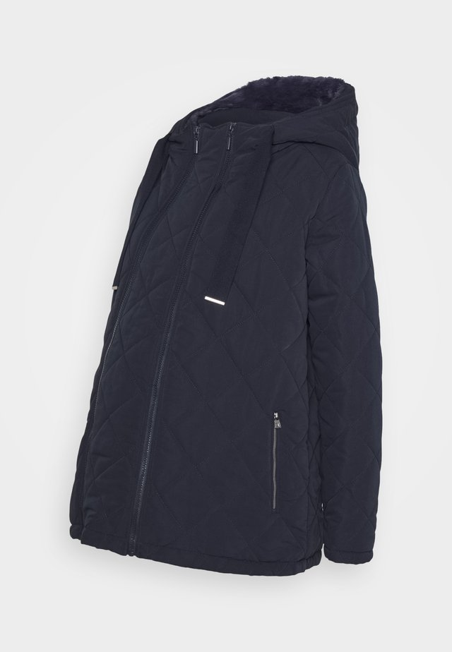 MLALANA 2IN1 QUILTED JACKET - Overgangsjakker - salute