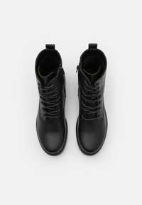 Anna Field Wide Fit - Lace-up ankle boots - black - 5