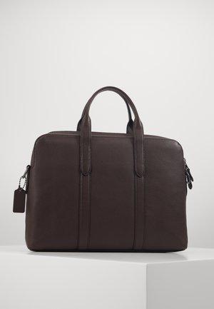 METROPOLITAN SOFT BRIEF - Briefcase - oak