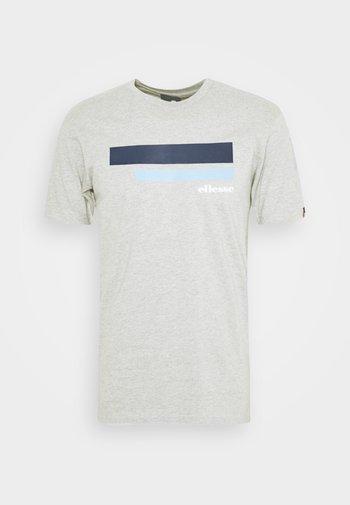 RIAN - T-shirt med print - grey