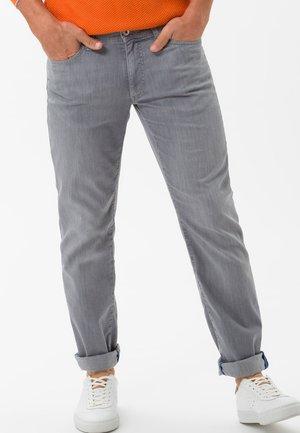 STYLE CADIZ - Jeans a sigaretta - silver sea