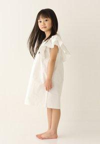 Rora - Korte jurk - white - 3