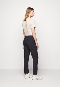 Holzweiler - HAROLD TROUSERS - Cargo trousers - blueberry - 2