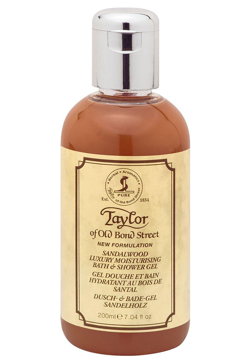 Taylor of Old Bond Street - SANDALWOOD  BATH & SHOWER GEL - Shower gel - -