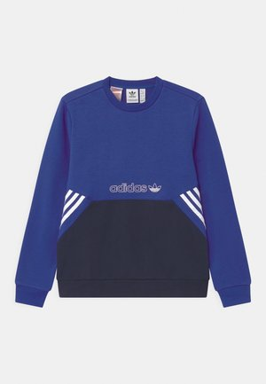 COLOURBLOCK CREW UNISEX - Sweatshirt - team royal blue