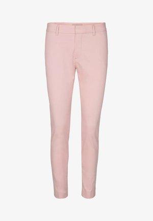 Trousers - bridal rose