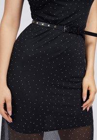 Guess - STRASS - Cocktail dress / Party dress - schwarz - 2
