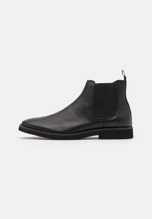 HORNCHURCH CHELSEA - Classic ankle boots - stroke black