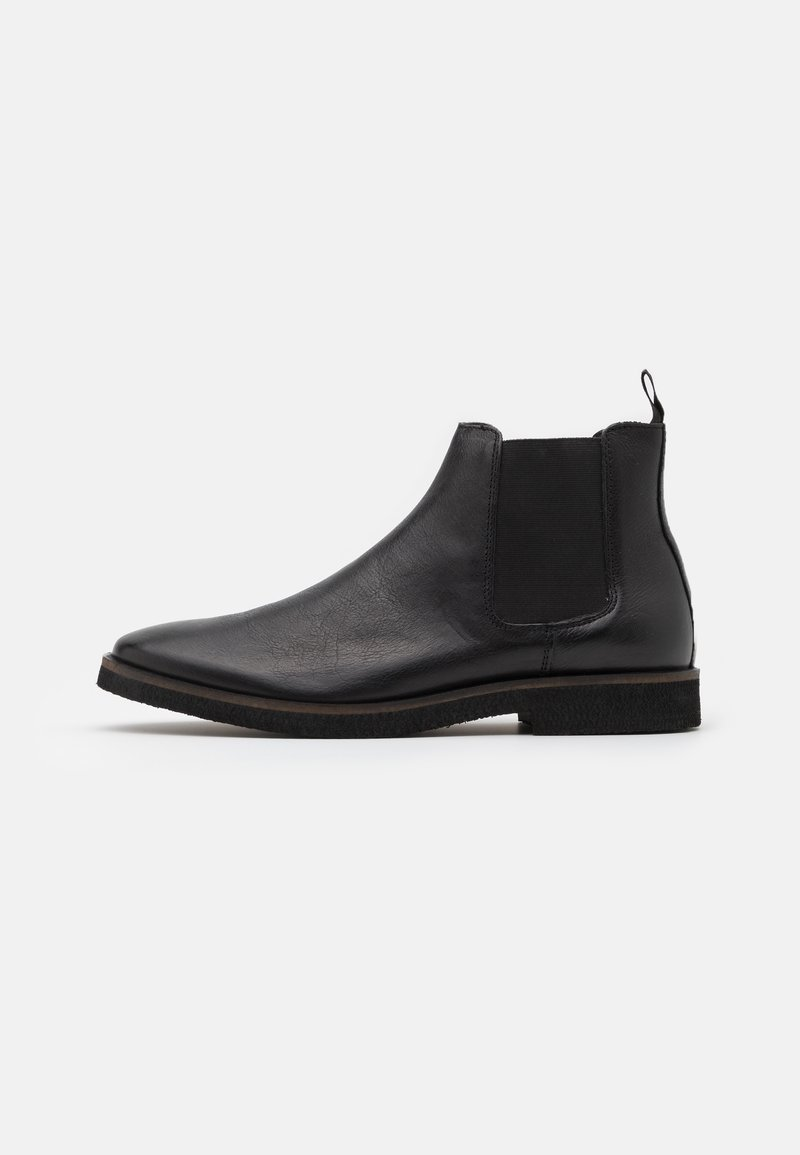 Walk London - HORNCHURCH CHELSEA - Classic ankle boots - stroke black