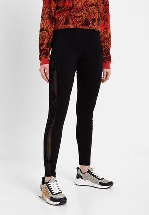 DANIELA - Leggings - Trousers - black