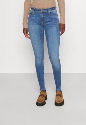 ONLSHAPE LIFE PUSH UP - Jeans Skinny Fit - medium blue denim