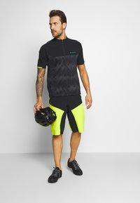 Vaude - VIRT - Print T-shirt - black - 1