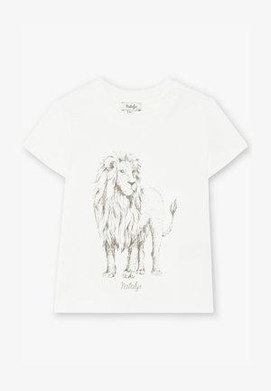 VANILLA  - T-shirt print - white