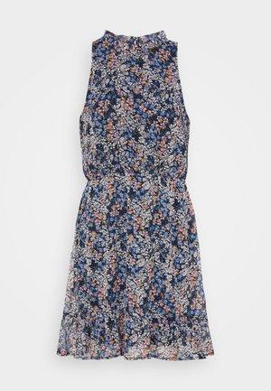 JDYLARISA HALTERNECK DRESS - Korte jurk - baby blue