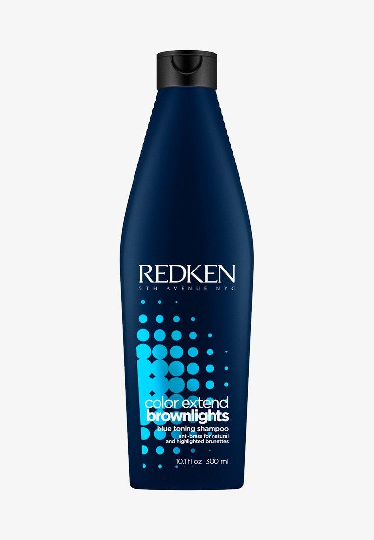 Redken - REDKEN COLOR EXTEND BROWNLIGHTS SHAMPOO FÜR EINEN KÜHLEN BRAUNTON - Shampoo - -