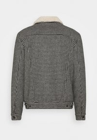 Scotch & Soda - HOUNDSTOOTH TRUCKER JACKET - Light jacket - combo a