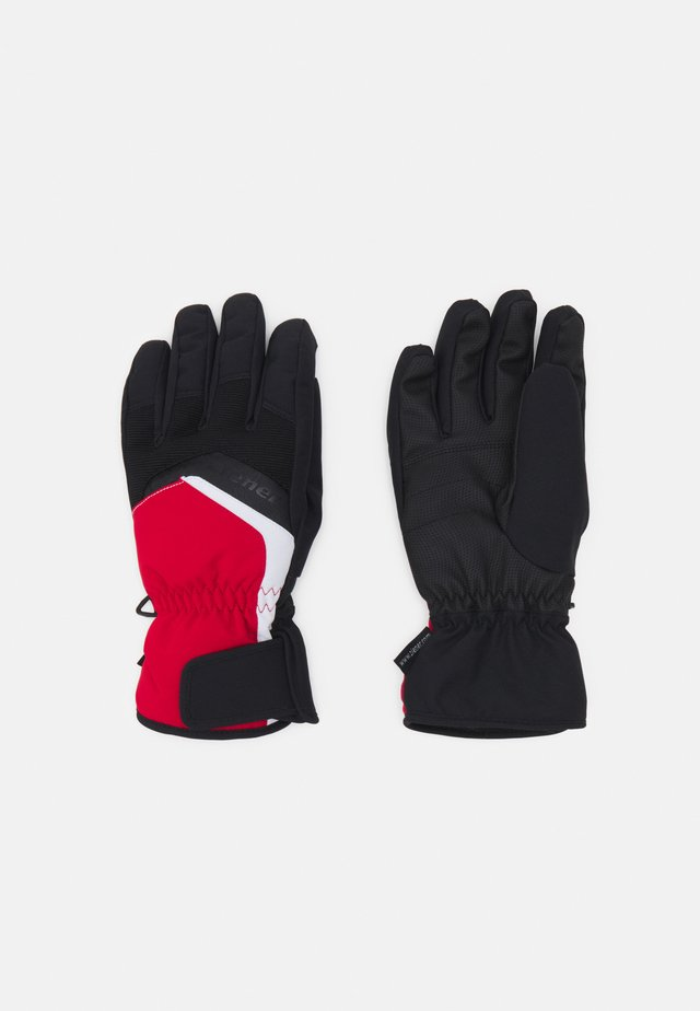 GABINO GLOVE SKI ALPINE - Sormikkaat - red pop