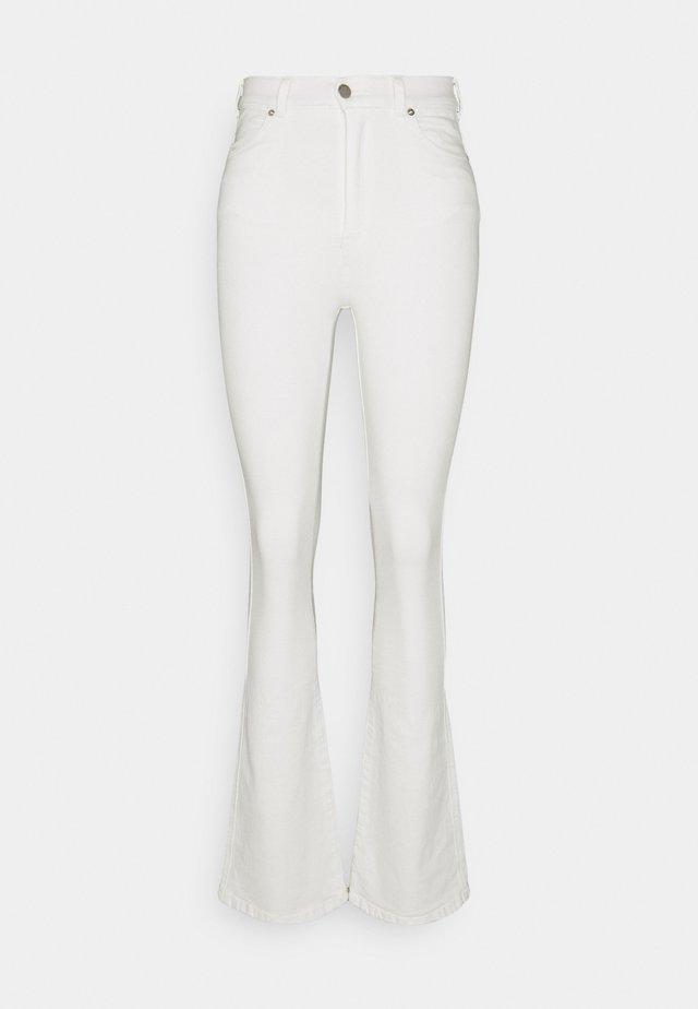 MOXY - Široké džíny - off-white