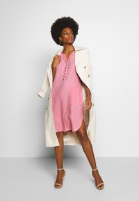 Part Two - AMINAS - Shirt dress - sea pink - 1