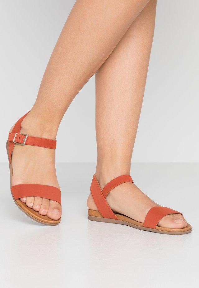 KASSIAN - Sandals - rust