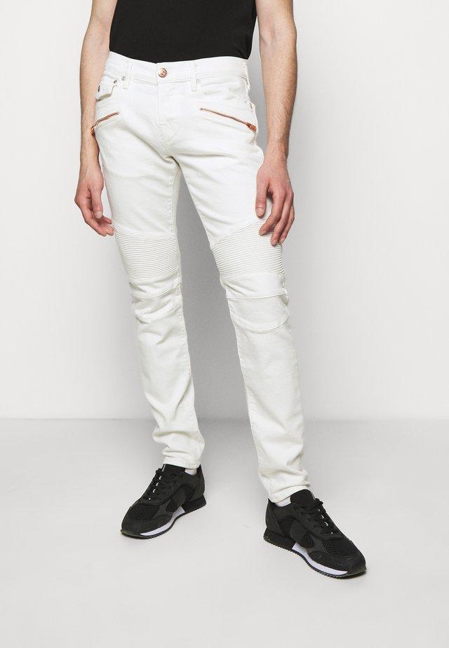 ROCCO COMFORT - Jean slim - white