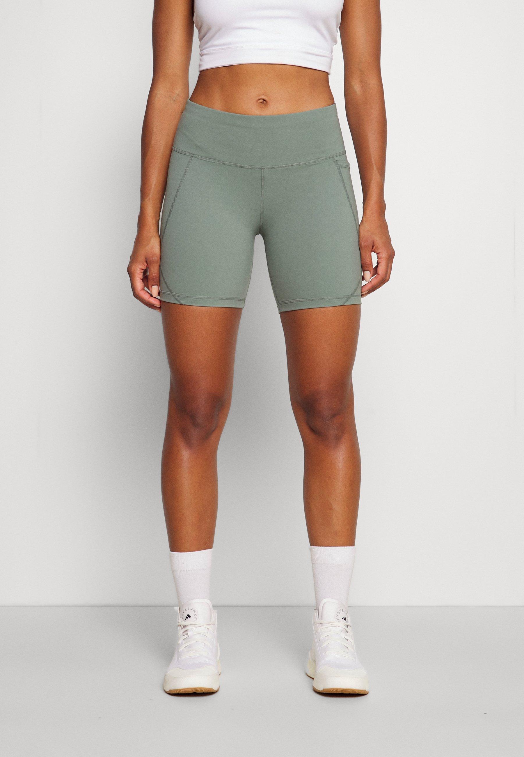 Women POWER BIKER SHORTS - Leggings