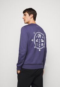 Paul Smith - GENTS WORLD ELEMENTS  - Mikina - purple - 2