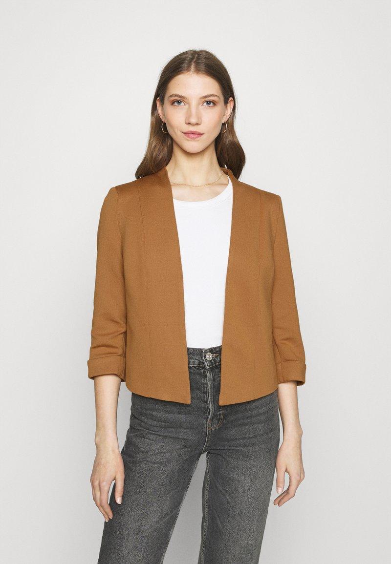 Vero Moda - VMKELLY  - Blazer - tobacco brown