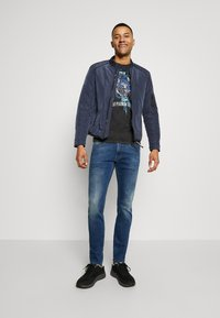 Replay - ANBASS - Jeans straight leg - blue - 3