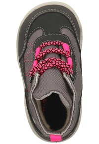 Pepino - Lace-up ankle boots - grigio/graphit/pink 452 - 1