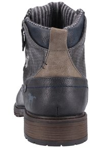 Mustang - Lace-up ankle boots - graphite - 3