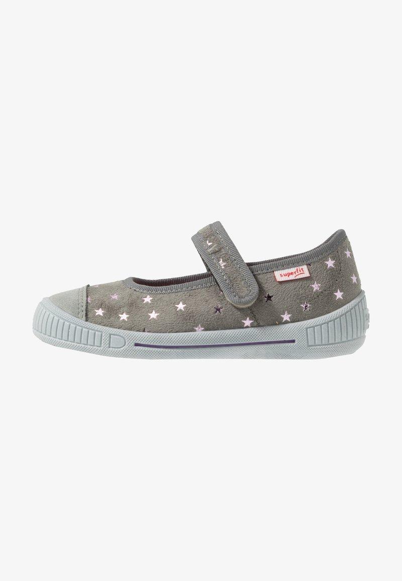 Superfit - BELLA - Pantoffels - grau