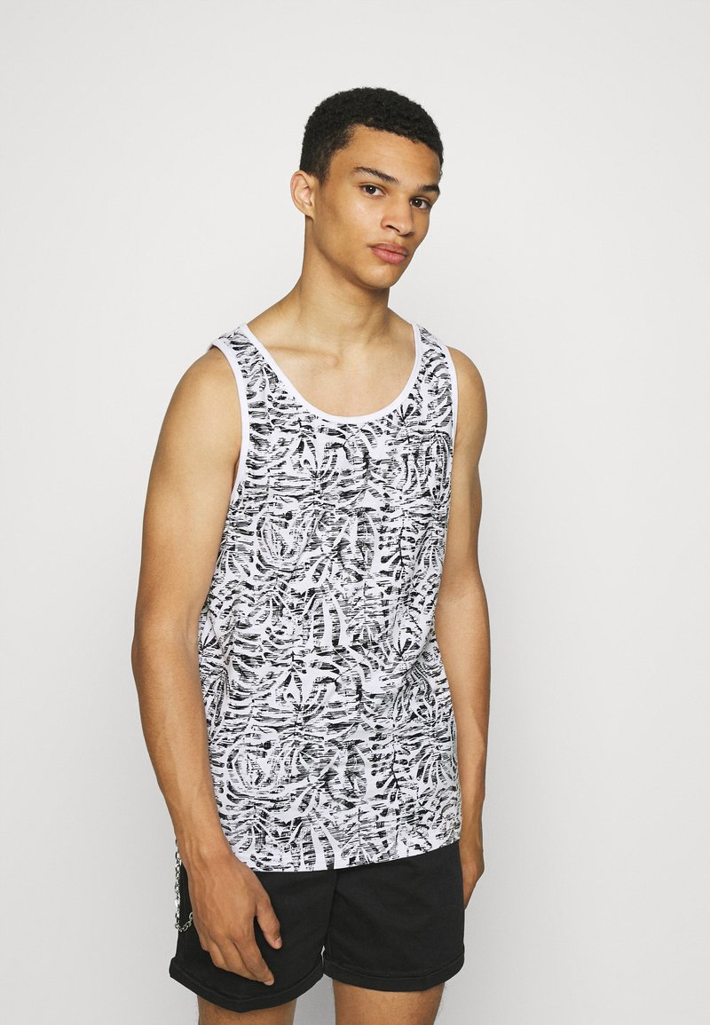 Only & Sons - ONSADRIEL LIFE TANK - Top - white
