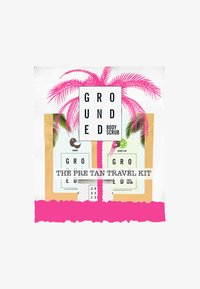 Grounded - PRE-TAN TRAVEL KIT - Bath and body set - neutral - 0