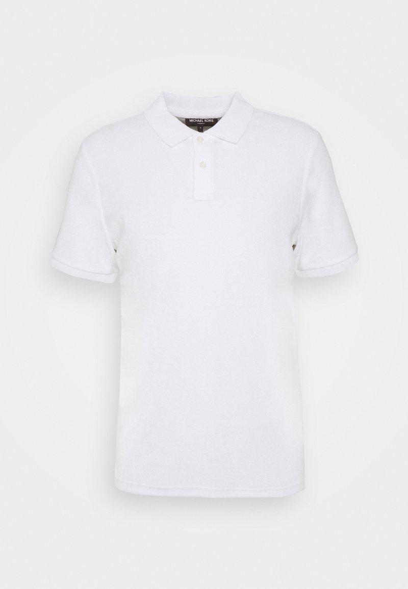 Michael Kors - TERRY - Polo shirt - white