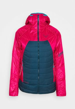 RADICAL HOOD - Outdoor jacket - flamingo