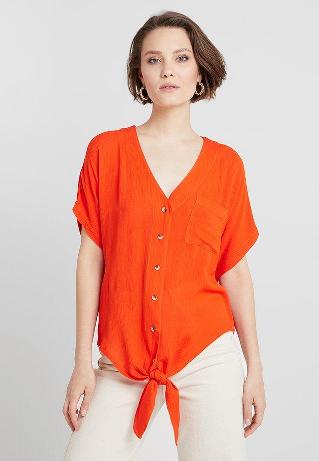 Bluser - orange