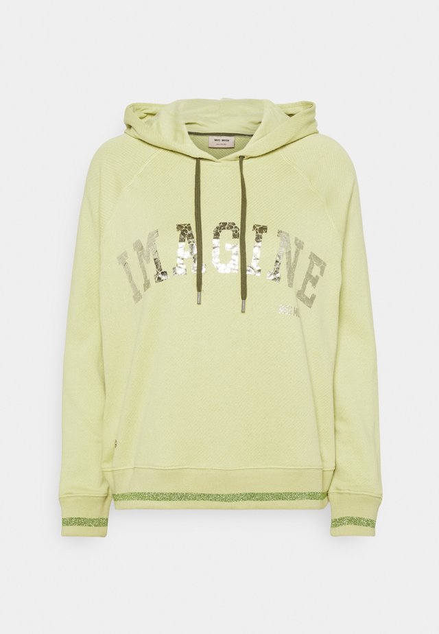 KASH HOODIE - Jersey con capucha - winter pear