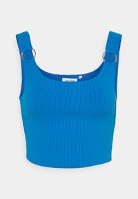 Weekday - PIERA SINGLET - Toppe - blue - 5