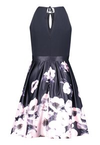 Vera Mont - MIT BLUMENPRINT - Cocktail dress / Party dress - dark blue-rosé - 3