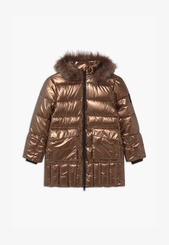 NKFMELIV  - Winter coat - gold