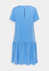 Marc O'Polo DENIM - DRESS SHORT SLEEVE - Day dress - intense blue - 1