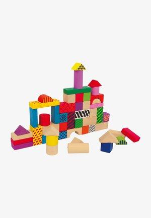Building blocks - bunt