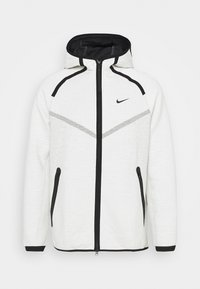 Nike Sportswear - HOODIE  - veste en sweat zippée - light bone/black - 3