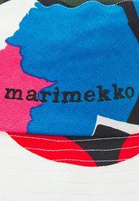 Marimekko - CREATED LAKKA UNIKKO HAT - Hat - white/green/pink - 4