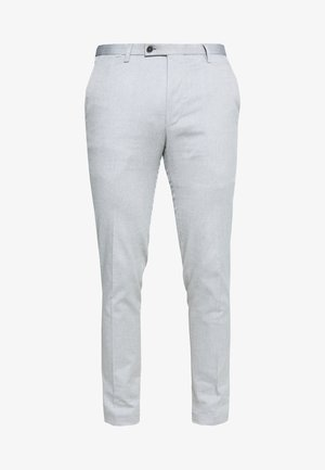 CIBRAVO TROUSERS - Tygbyxor - blue
